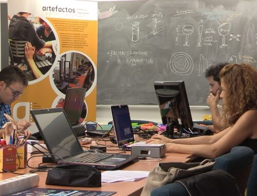 Primer proyecto de la UA con financiación ciudadana nace en Artefactos