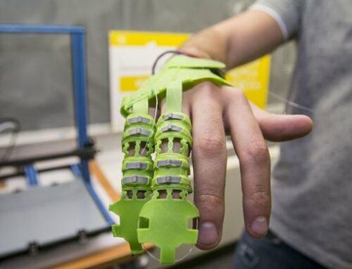 [flick] el exoguante robótico al alcance de cualquier usuario